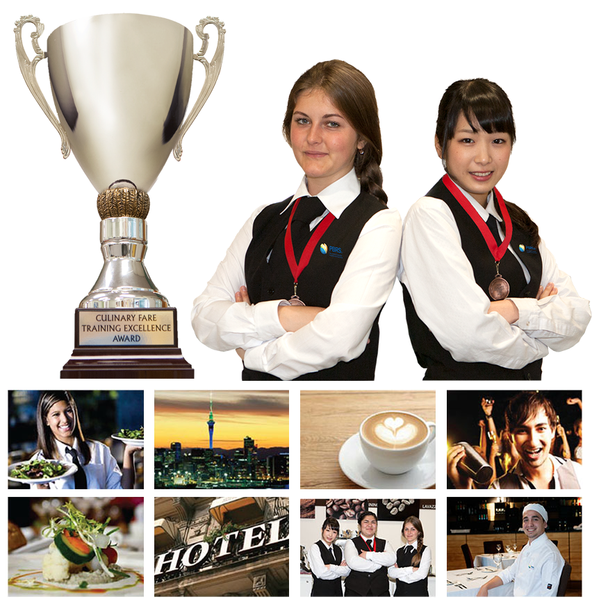 PBRS: World-class training in Hospitality!